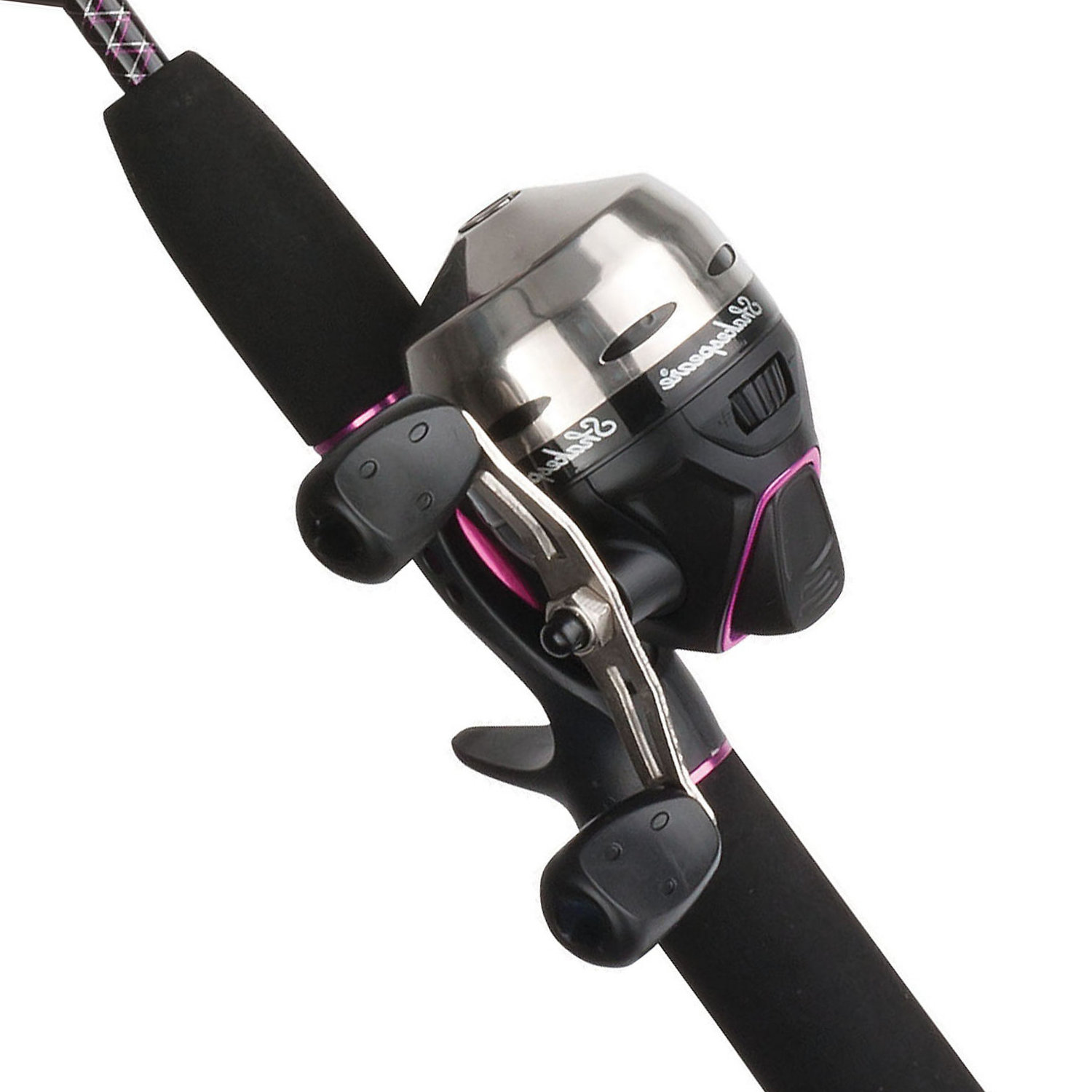 Ugly Stik GX2 Spincast Ladies Combo