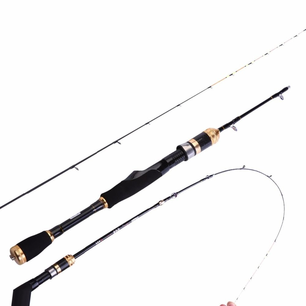 Sougayilang 1.2m Saltwater Carbon Fiber Fishing Rod  Soft Raft Rod Boat Fishing Rod Fishing Tackle Casting Rod Pole pesca