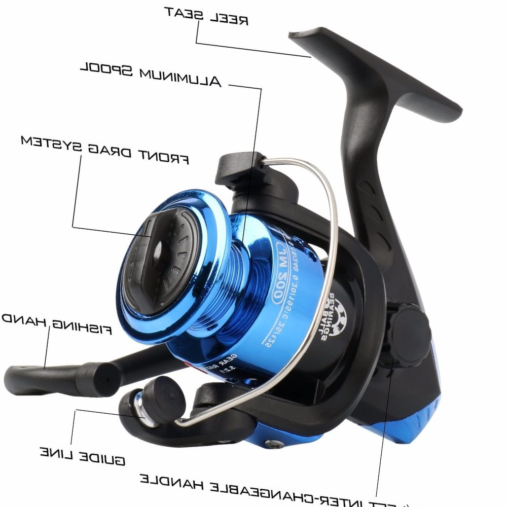 Sougayilang Ice Fishing Rod and Reel Set  Mini Children Carbon Fiber Rod with Spinning Reel Ice Fishing Rod Combo Rods Kit peche