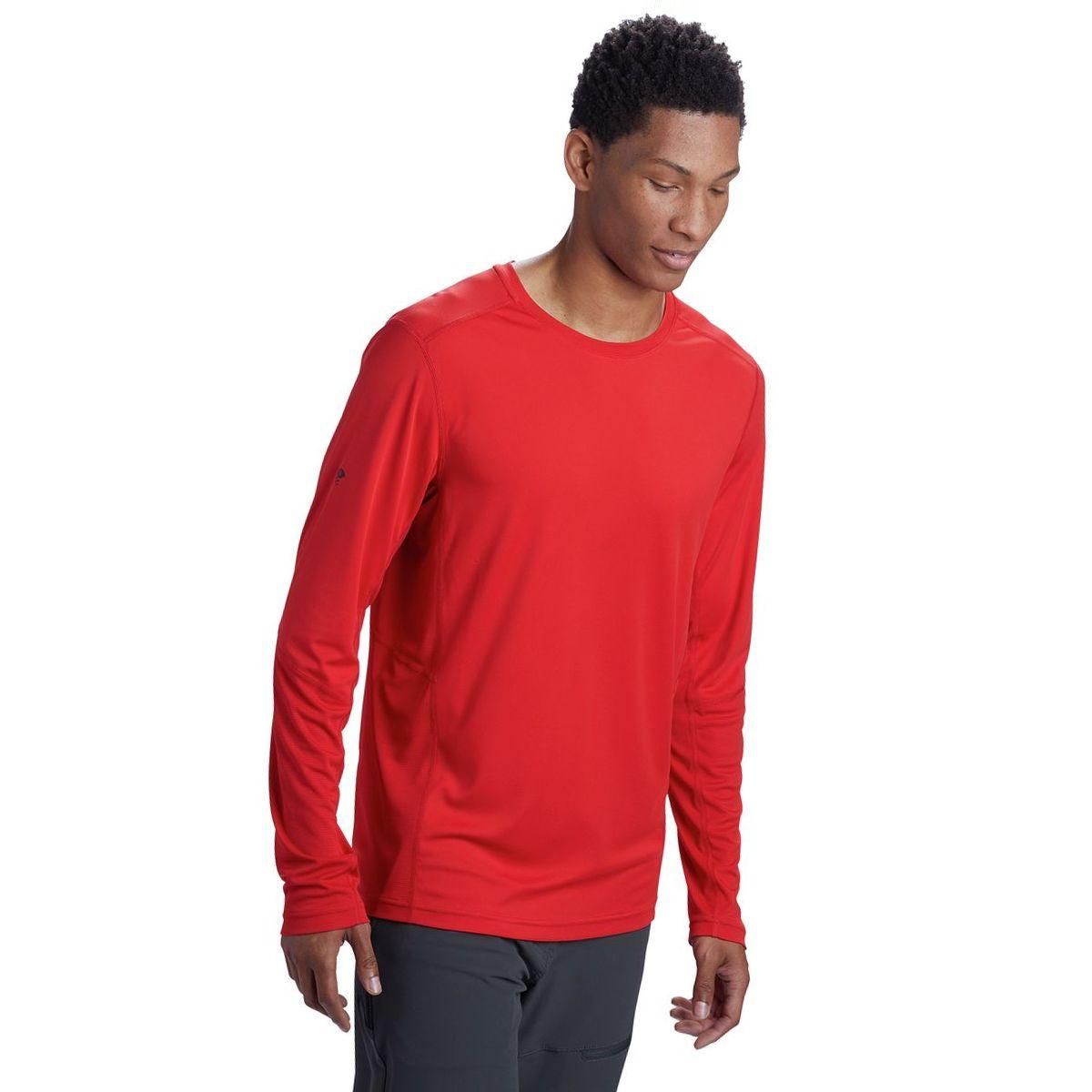 Mountain Hardwear Photon Long-Sleeve Shirt - Men's