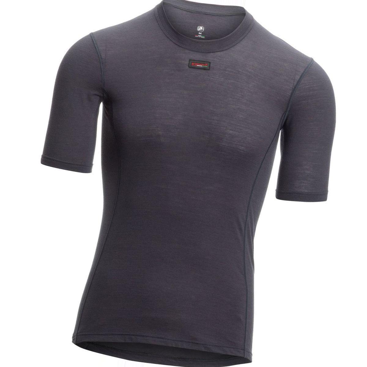 Giordana Wool Blend Short-Sleeve Baselayer - Men's