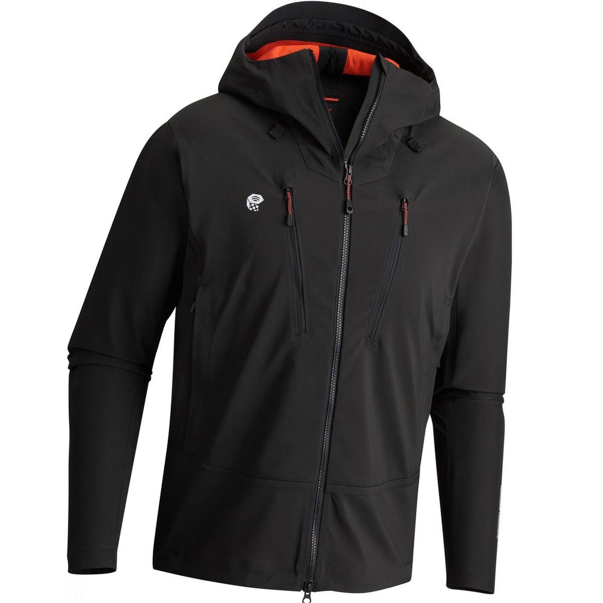 Mountain Hardwear Touren Hooded Jacket - Men's
