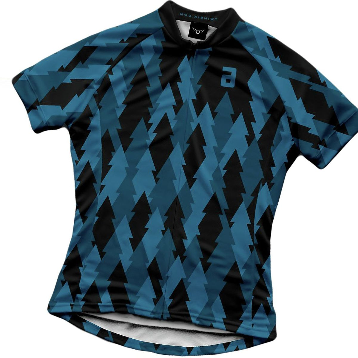 Twin Six Deep Woods Short-Sleeve Jersey - Women's