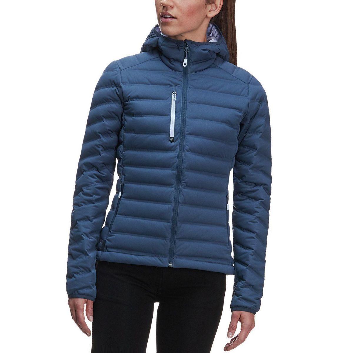 Mountain Hardwear Stretchdown Hooded Down Jacket - Women's