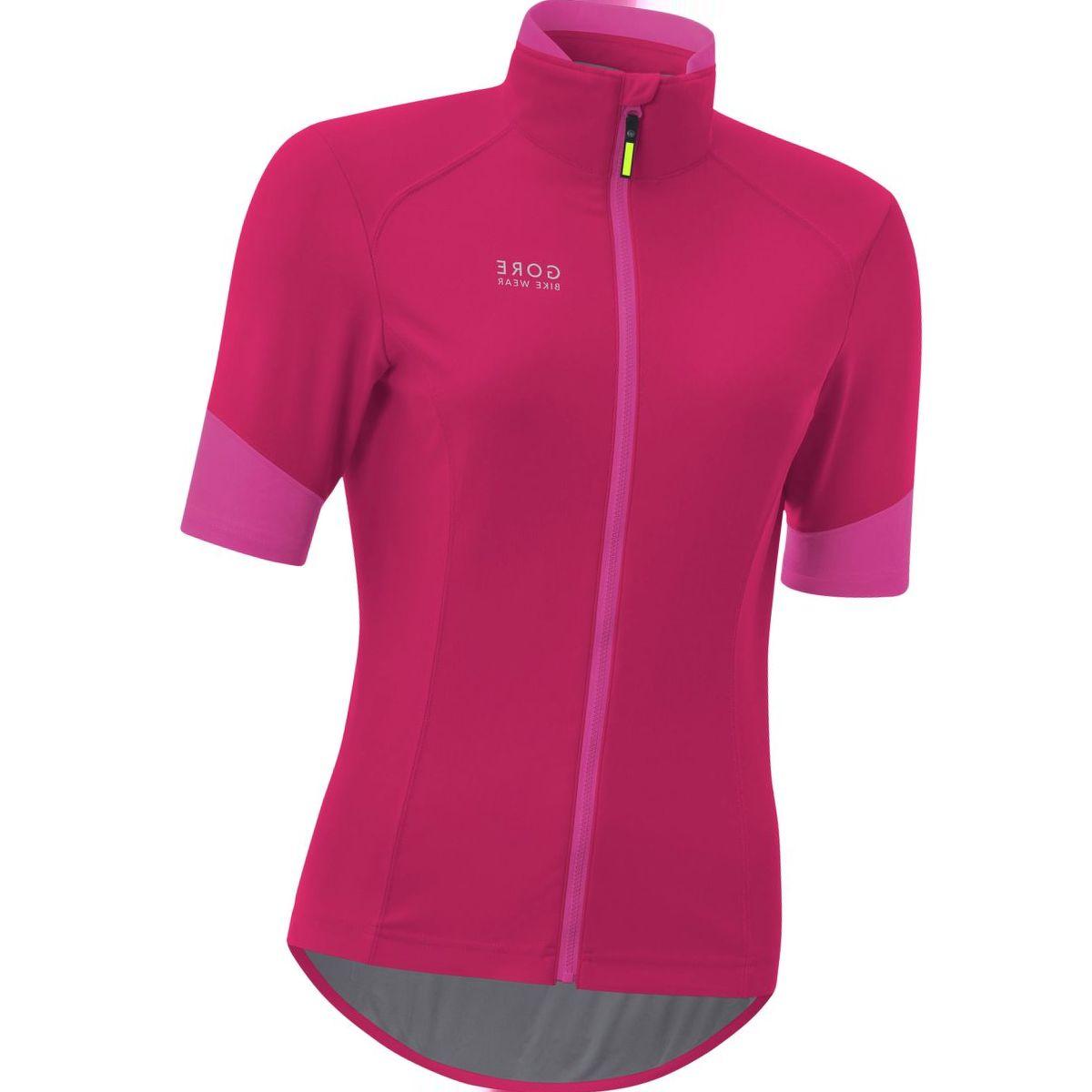 Gore Bike Wear Power Lady Gore Windstopper Short-Sleeve Jersey - Women's