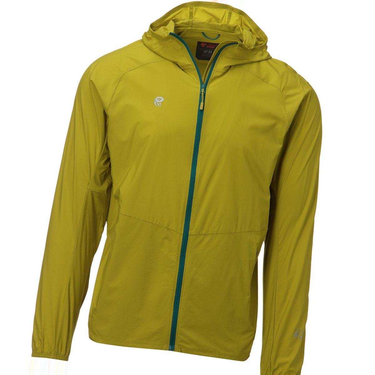 Mountain Hardwear Kor Preshell Hooded Jacket - Men's