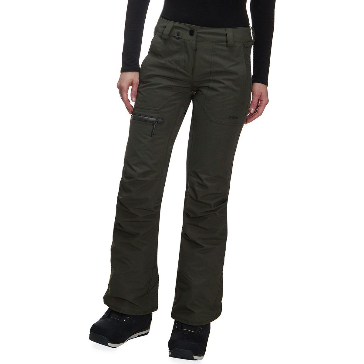 Volcom Knox Insulated Gore Pant - Women's