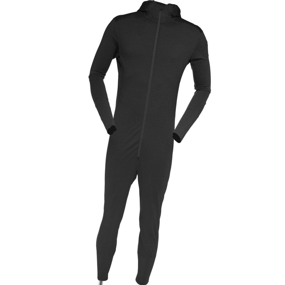 Norrona Wool One-Piece Long Underwear - Men's
