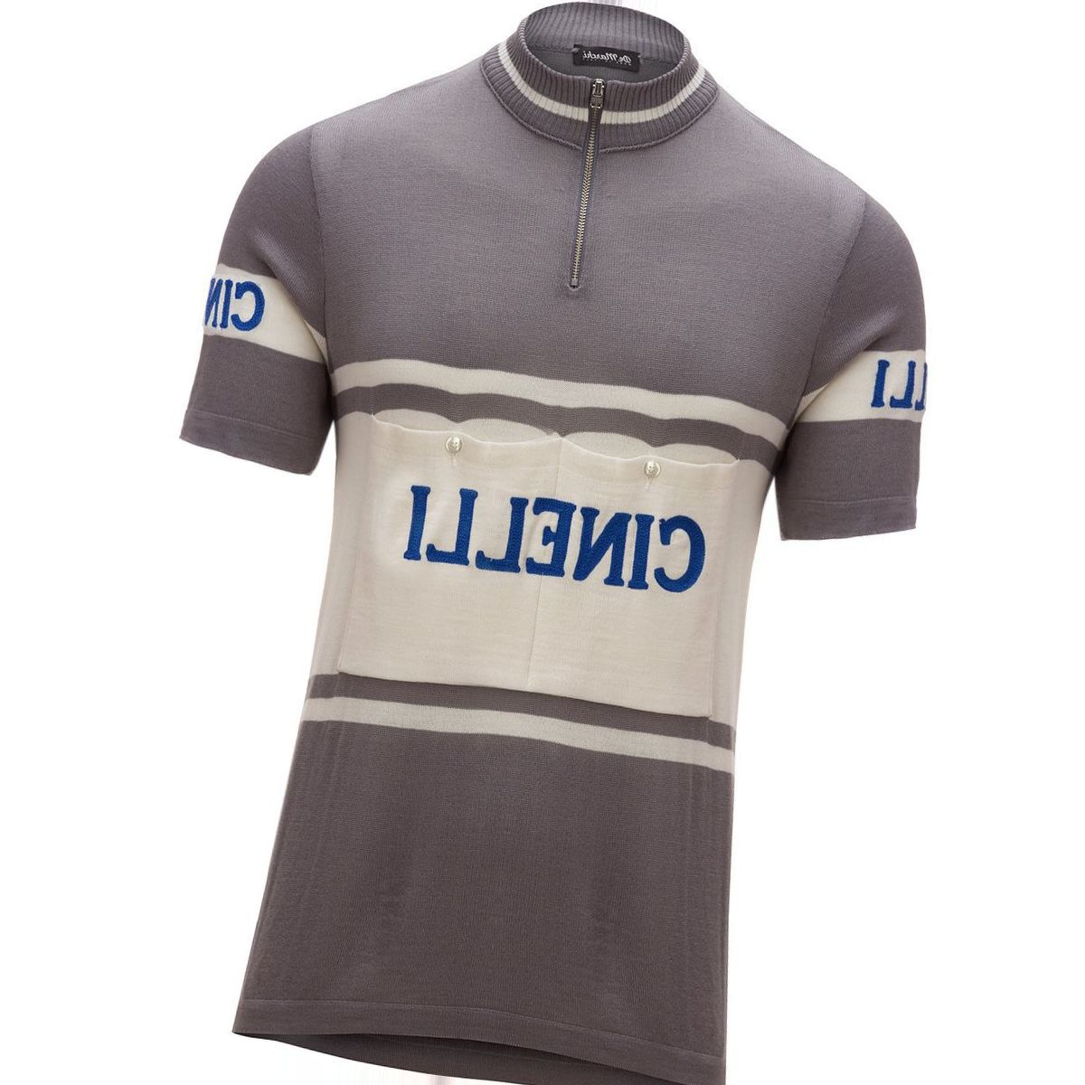 De Marchi Cinelli 1970 Merino Short-Sleeve Jersey - Men's