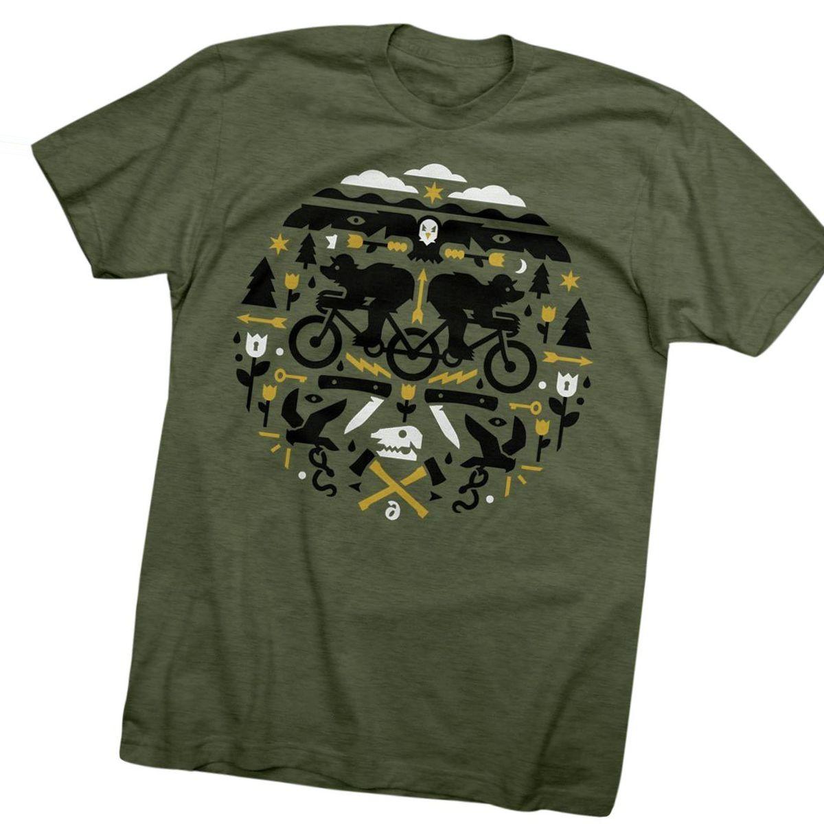 Twin Six Du Nord T-Shirt - Men's