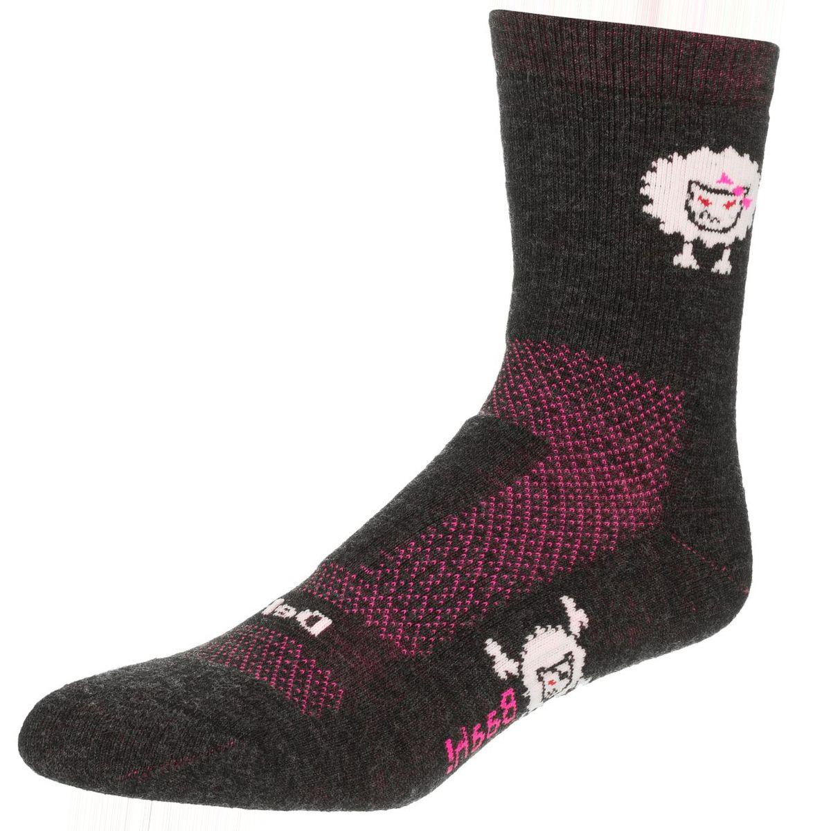 DeFeet Woolie Boolie Baaad Sheep Sock - Women's
