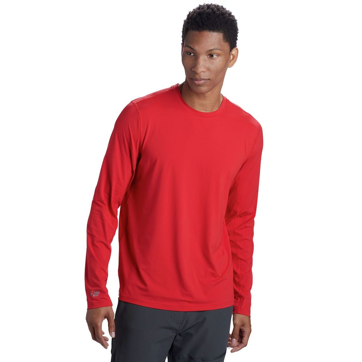 Mountain Hardwear Crater Lake Long-Sleeve T-Shirt - Men's