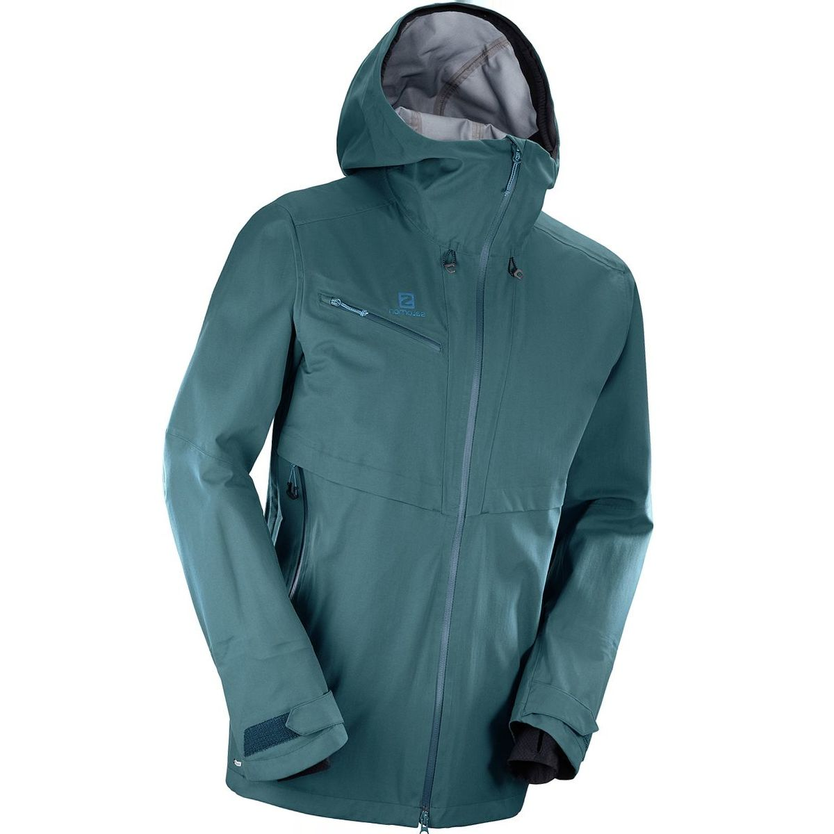 Salomon QST Guard 3L Hooded Jacket - Men's