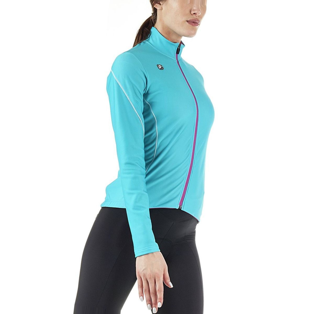 Giordana Fusion Long-Sleeve Jersey - Women's