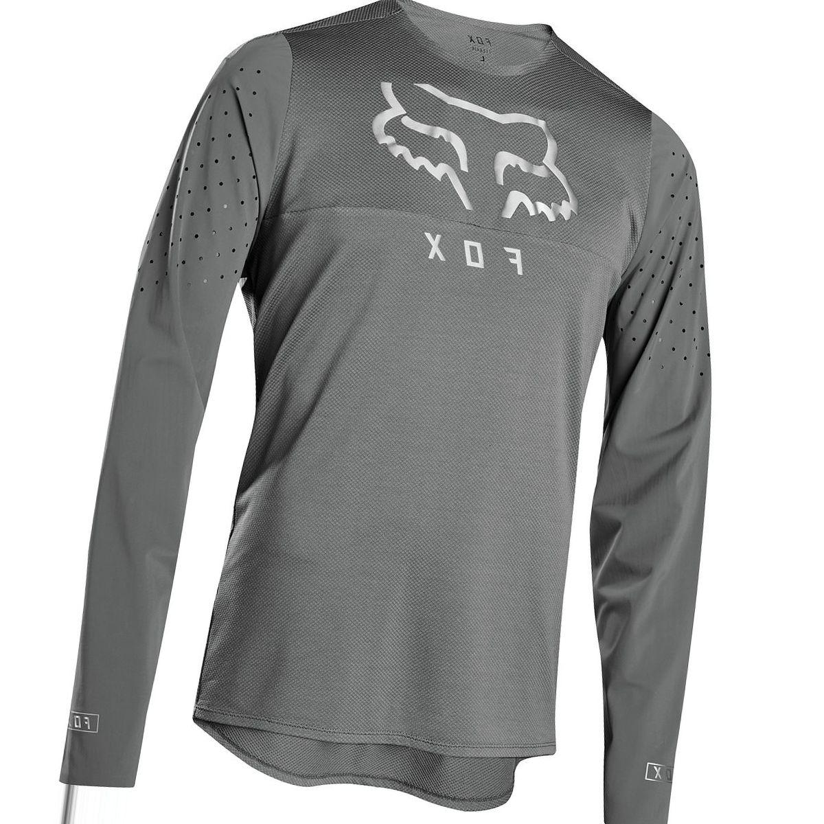 Fox Racing Flexair Delta Long-Sleeve Jersey - Men's