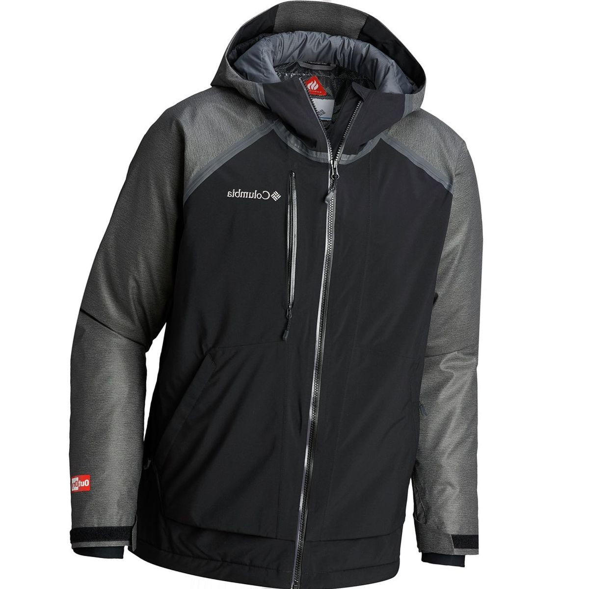 Columbia Outdry Glacial Hybrid Jacket - Men's
