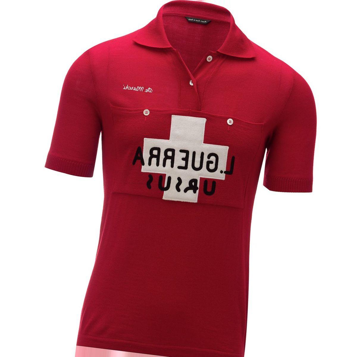 De Marchi Switzerland 1954 Merino Jersey - Men's