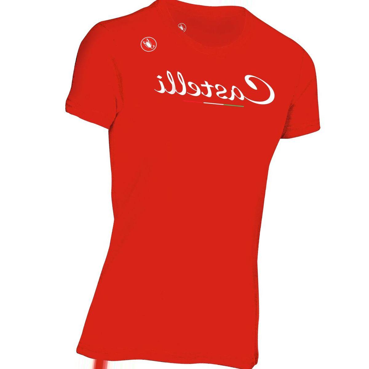 Castelli Classic T-Shirt - Women's