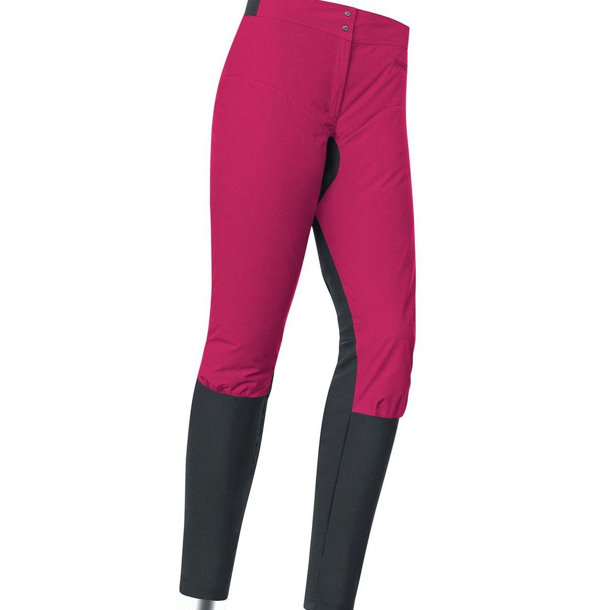 Gore Bike Wear Power Trail Lady Gore Windstopper Softshell Pants - Women's