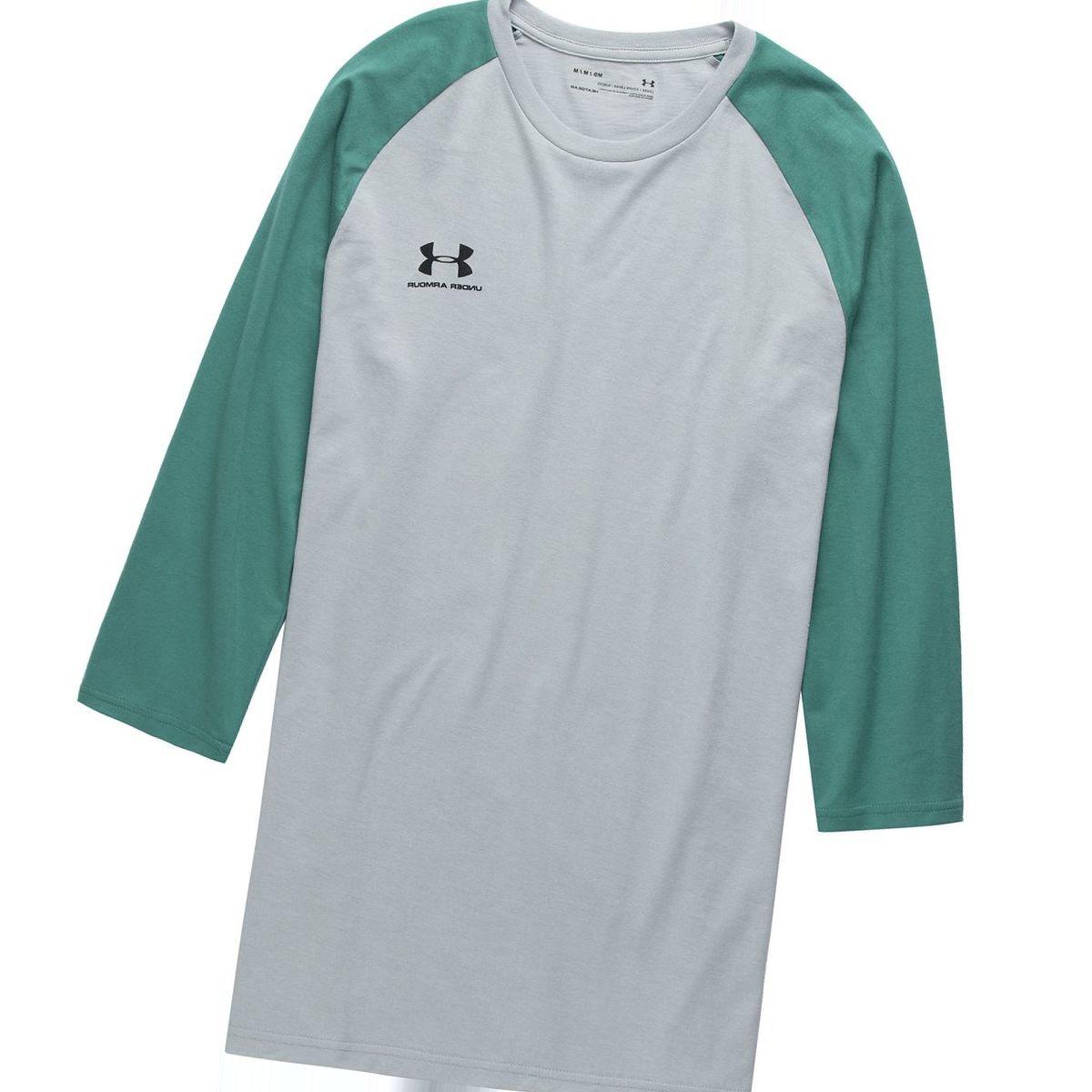 Under Armour Sportstyle Left Chest 3/4 T-Shirt - Men's