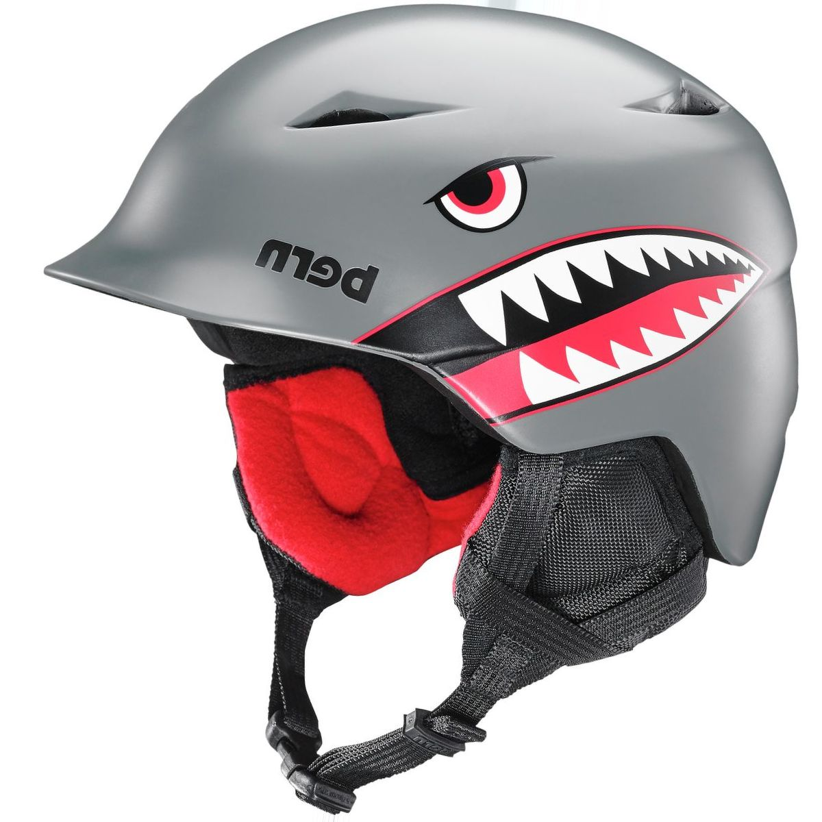 Bern Camino Zipmold Helmet - Boys'