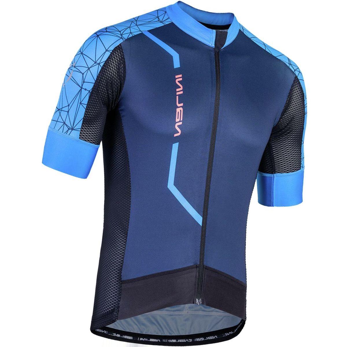 Nalini AIS Velocita 2.0 Short-Sleeve Jersey - Men's