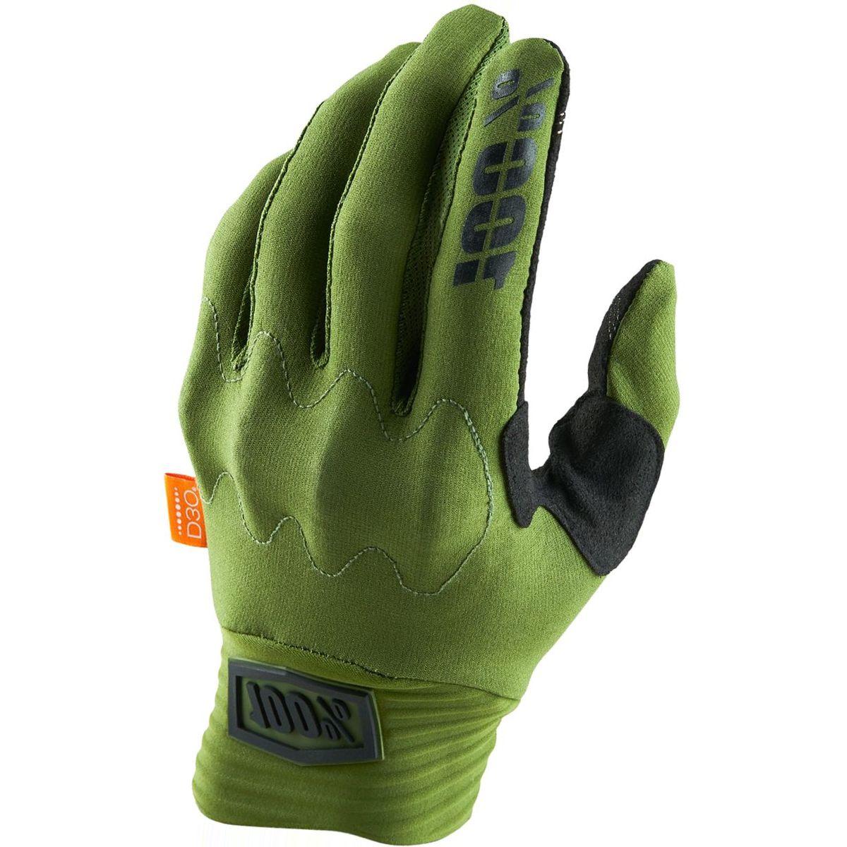 100% Cognito D30 Glove - Men's