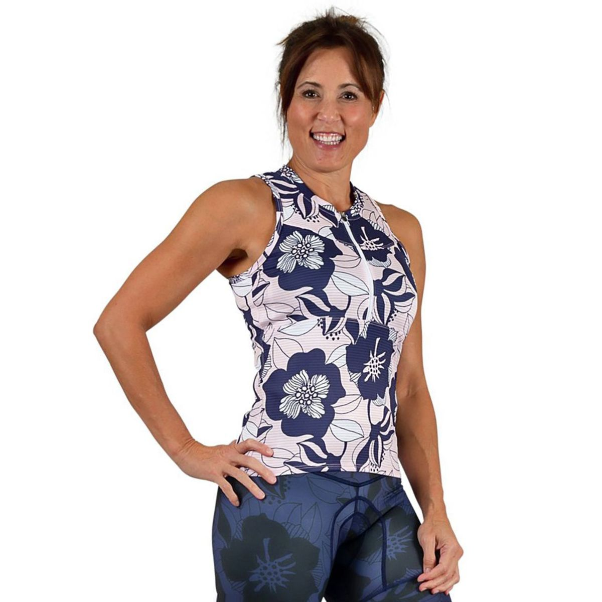 SheBeest Bronzebella Sleeveless Jersey - Women's