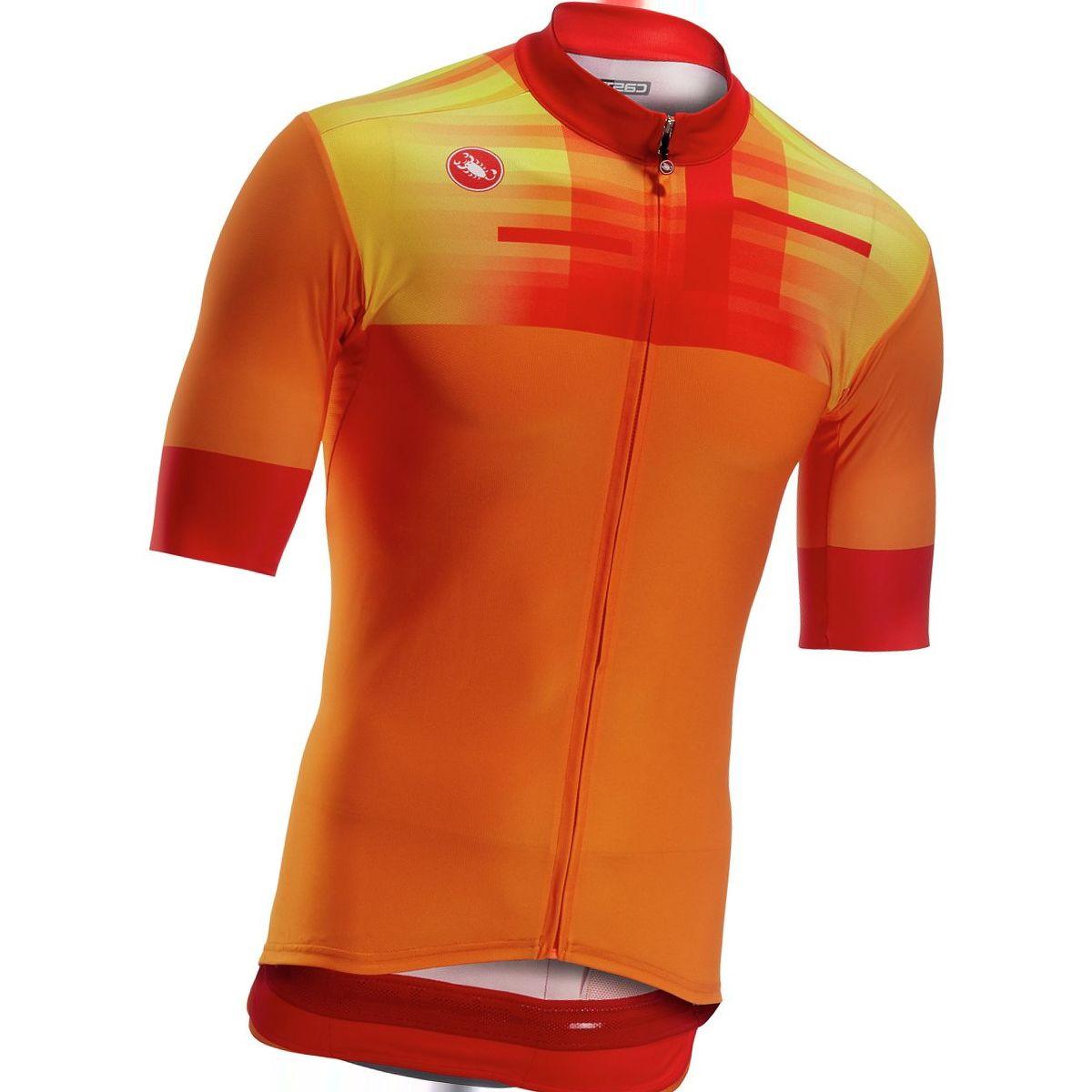 Castelli A Bloc Full-Zip Jersey - Men's