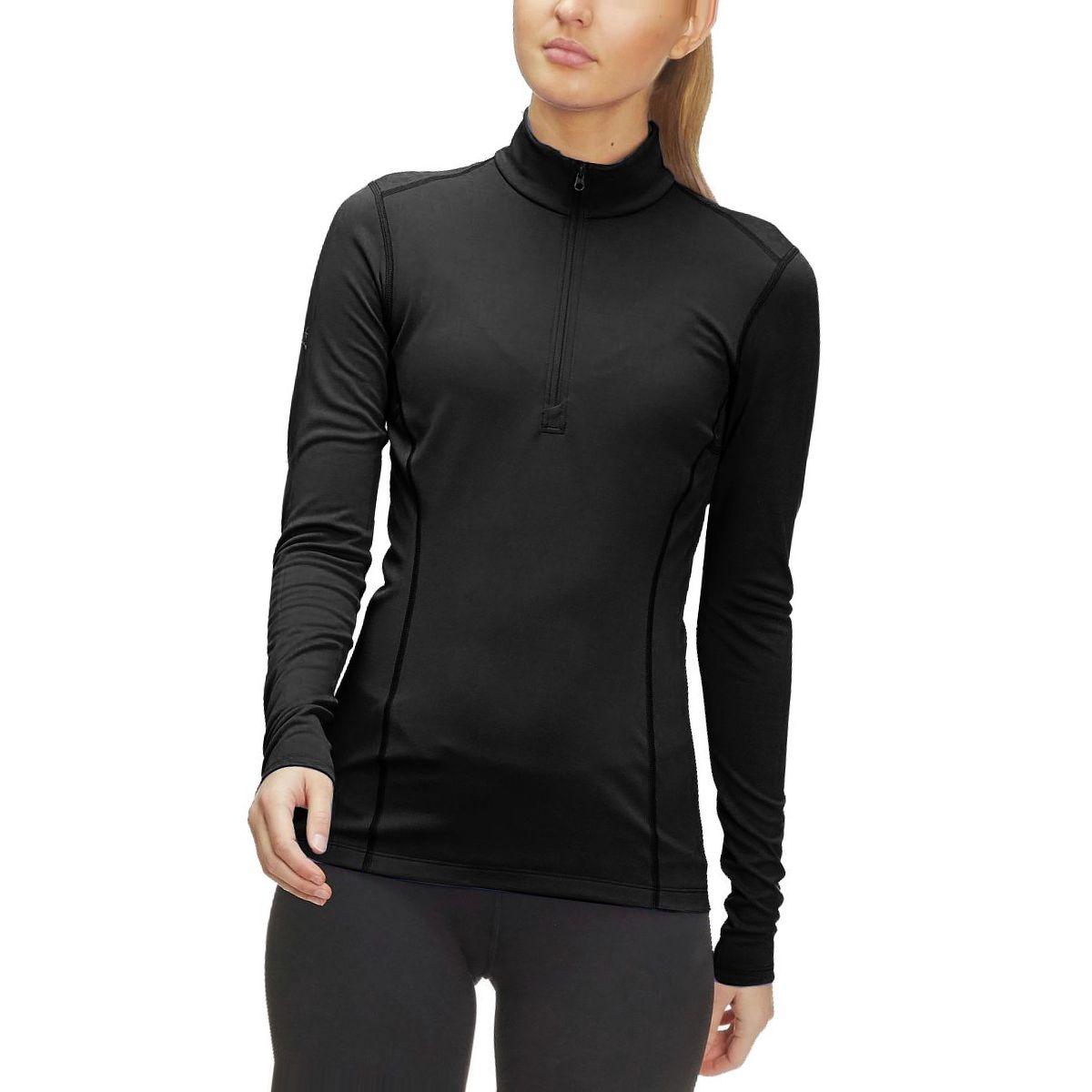 Arc'teryx Phase AR Zip-Neck Top - Women's