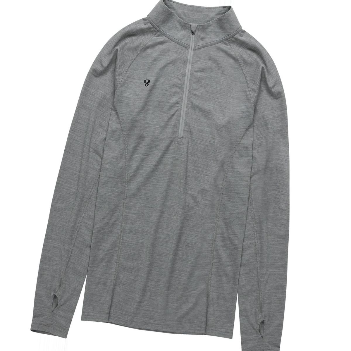 Stoic Merino Blend 1/4 Zip Baselayer Top - Men's