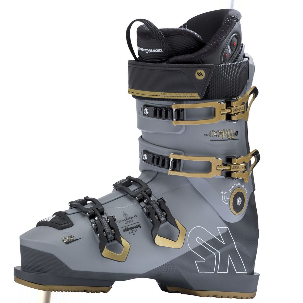 K2 Luv 100 MV Heat Ski Boot - Women's