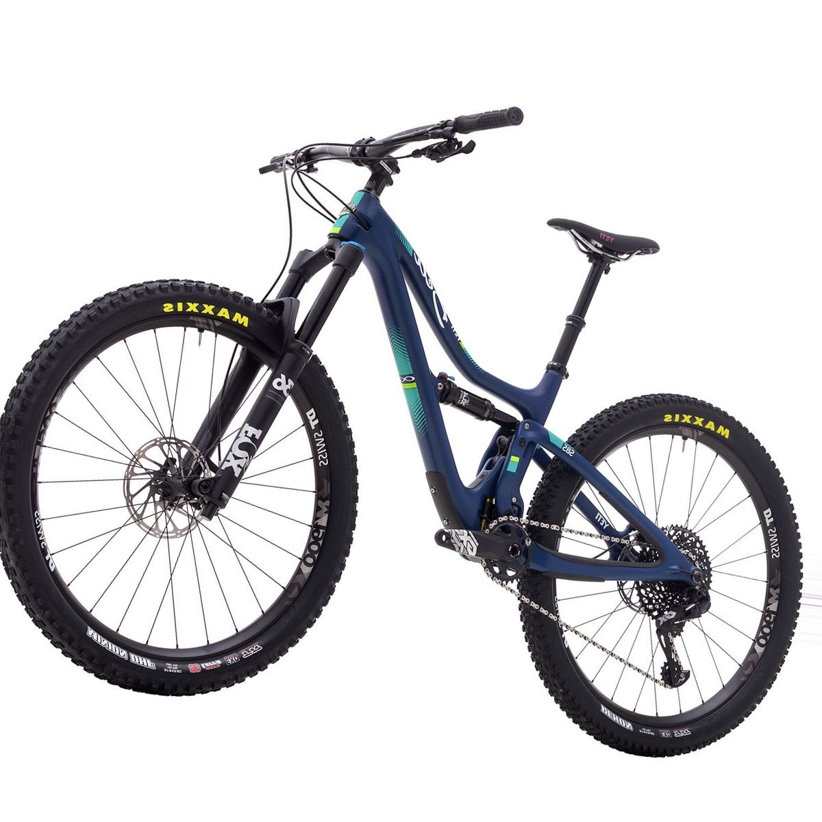 Yeti Cycles SB5 Beti Carbon GX Eagle Mountain Bike - Women's