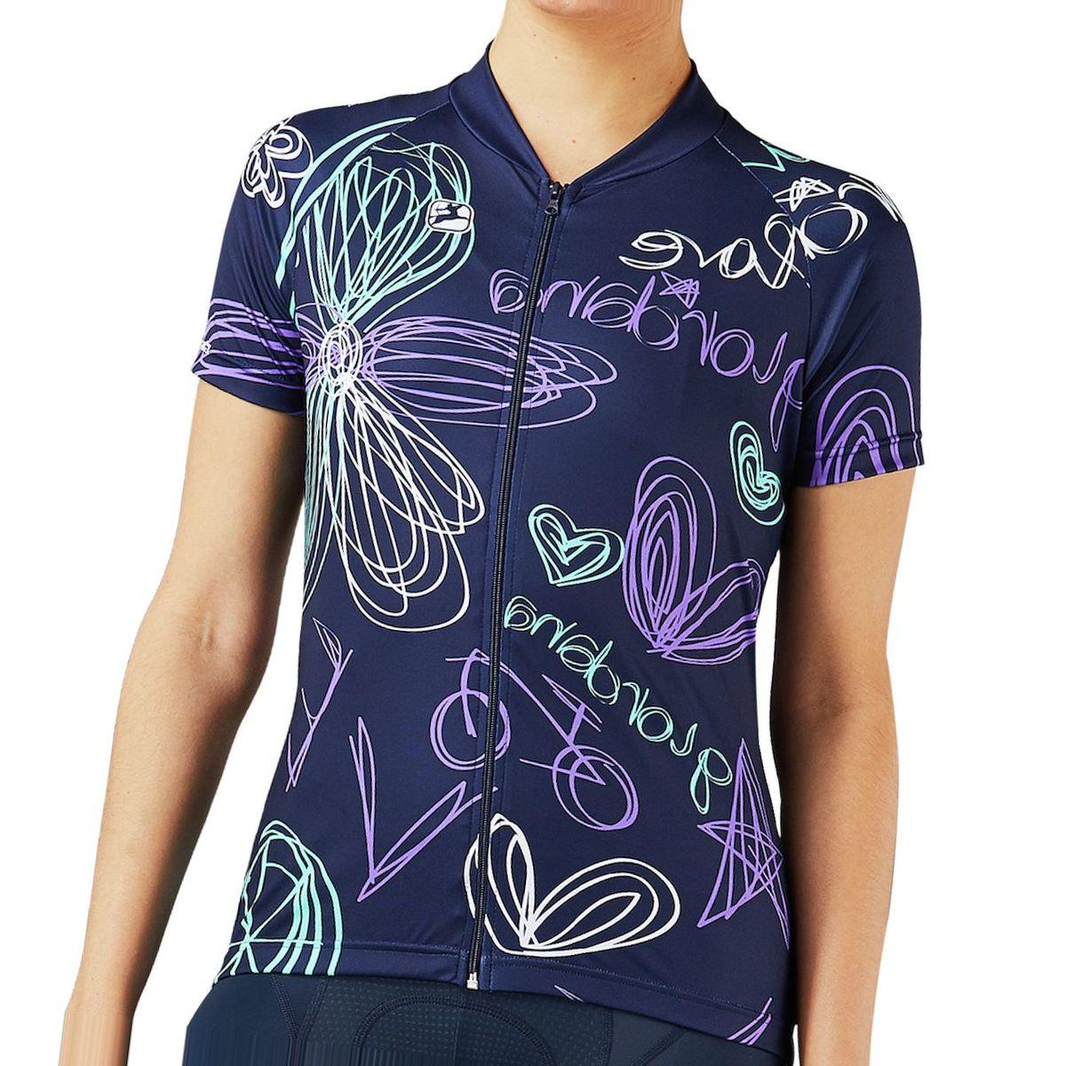 Giordana Moda Arts Short-Sleeve Jersey - Women's