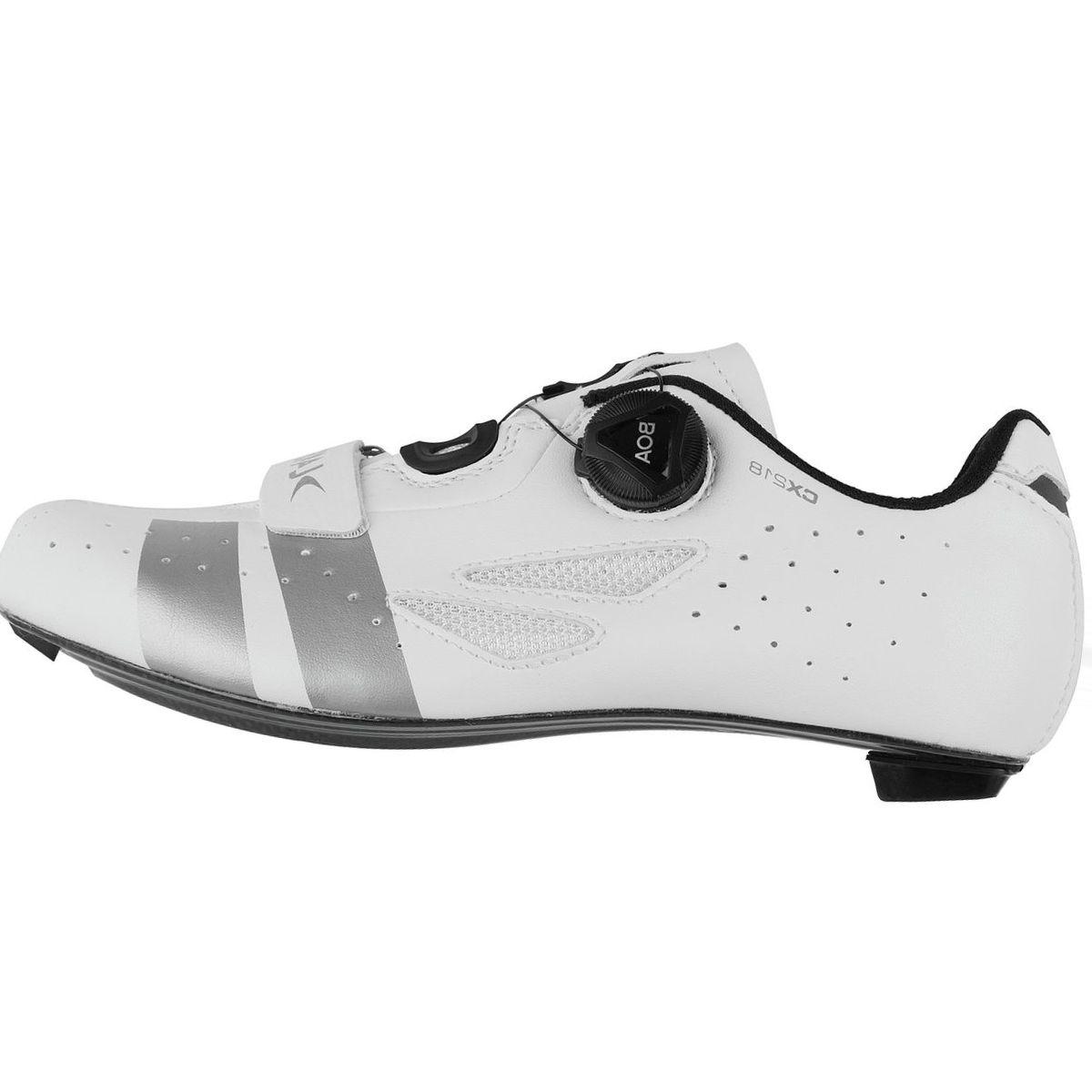 Lake CX218 Black//White Cycling Road Shoes Choose Size US Men/'s 9 10 11 or 12
