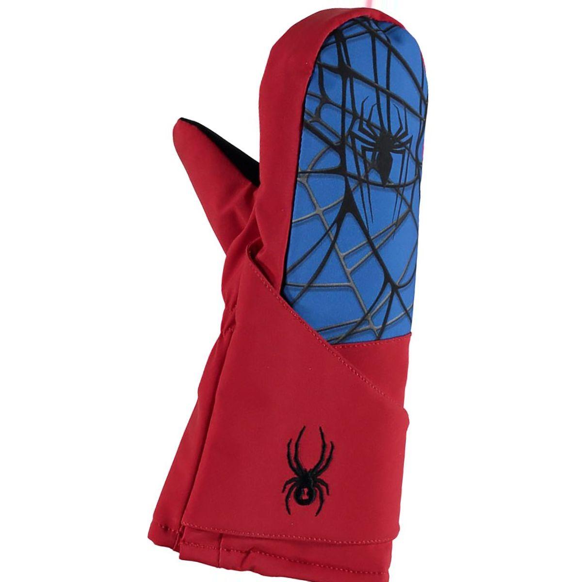 Spyder Marvel Overweb Mitten - Boys'