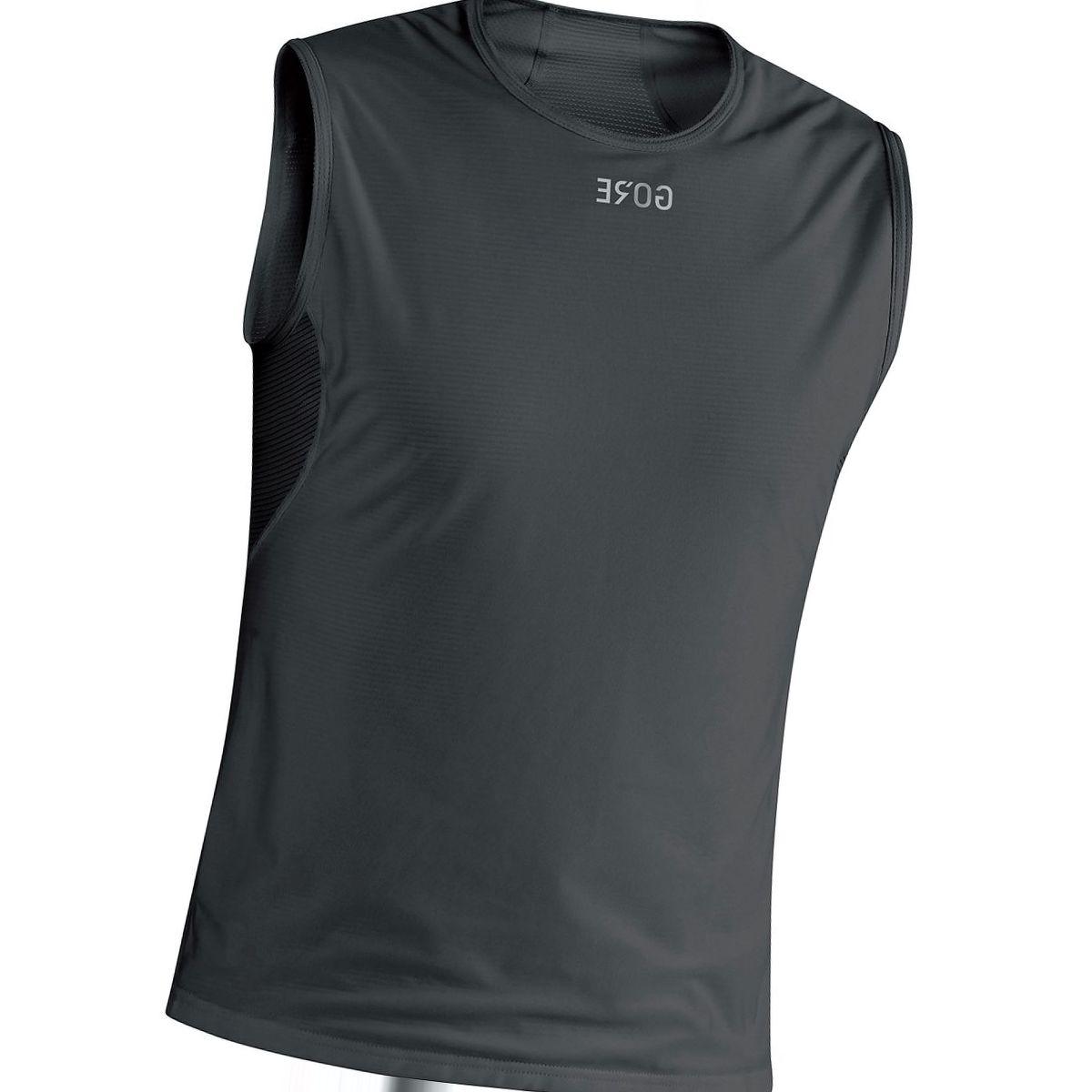 Gore Wear Windstopper Base Layer Sleeveless Shirt - Men's