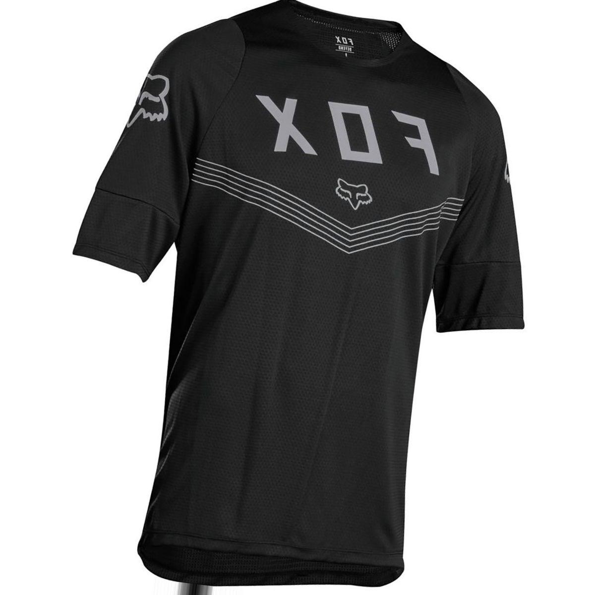 Fox Racing Defend Fine Line Short-Sleeve Jersey - Men's