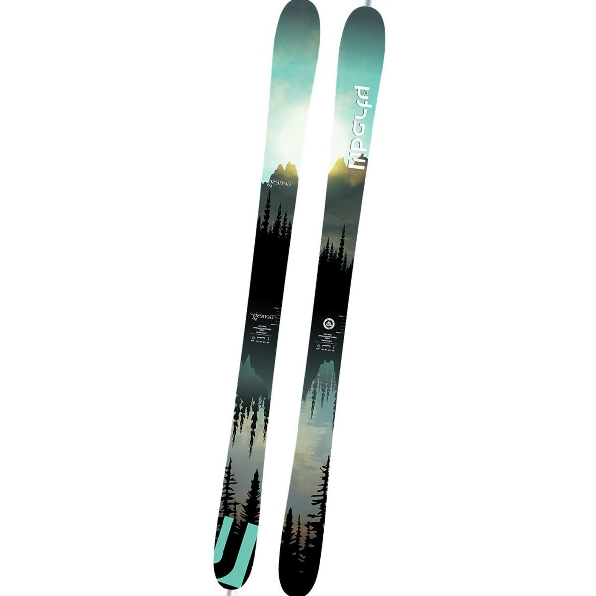 Liberty Genesis 96 Ski - Women's