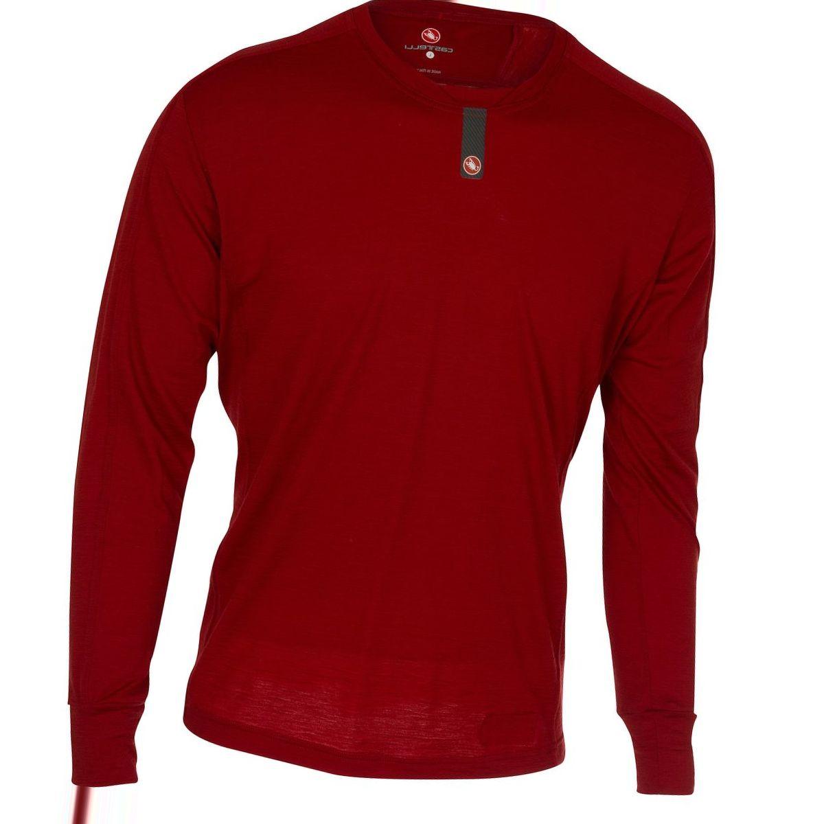 Castelli Procaccini Wool Long-Sleeve Baselayer - Men's