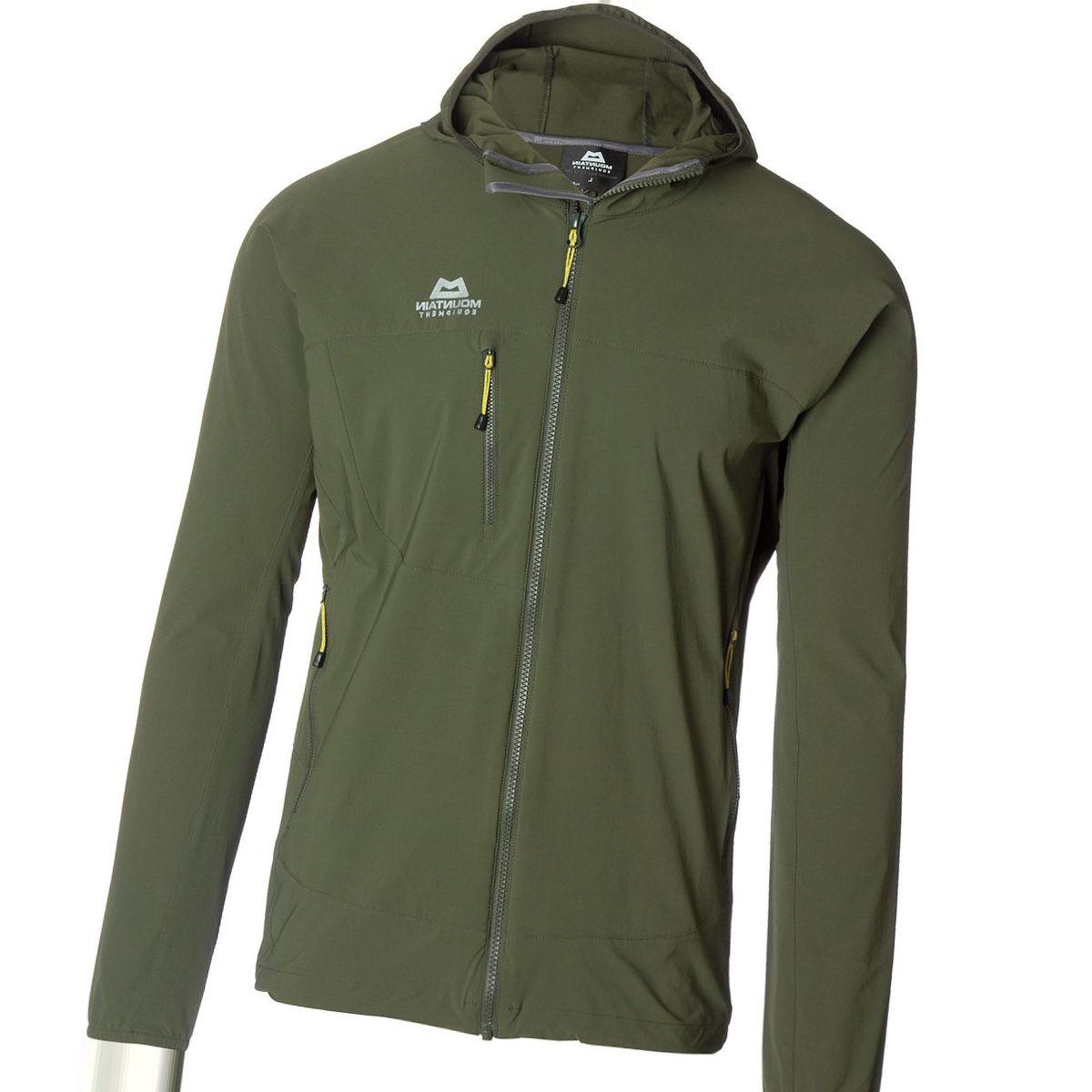 Mountain Equipment Echo Hooded Jacket - Men's