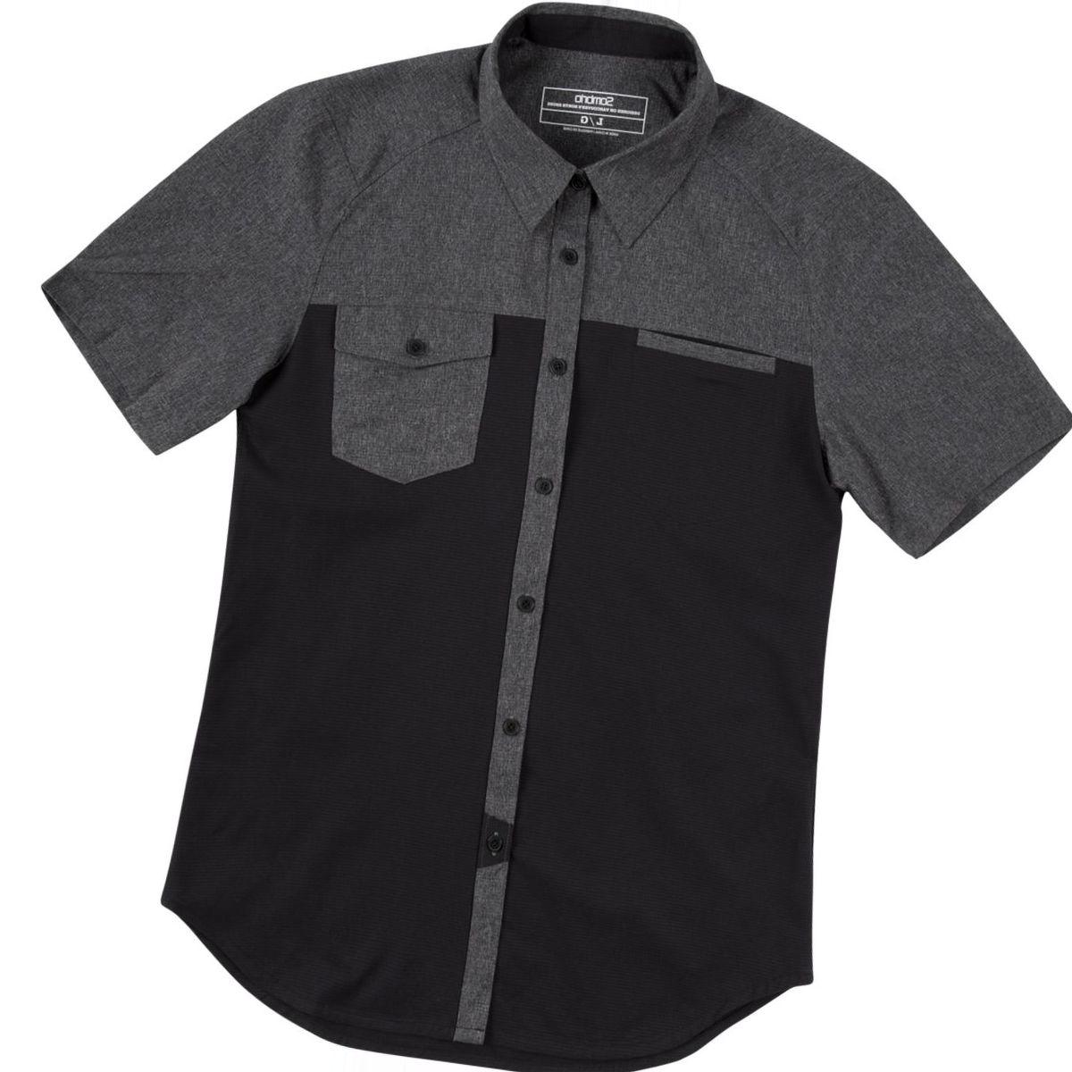 Sombrio Shore Shirt - Short-Sleeve - Men's