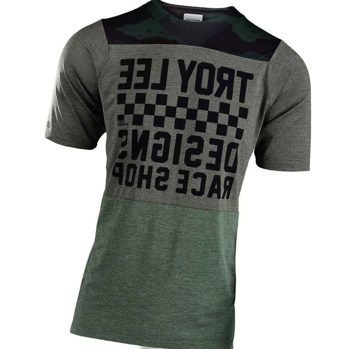 Troy Lee Designs Skyline Short-Sleeve Jersey - Men's