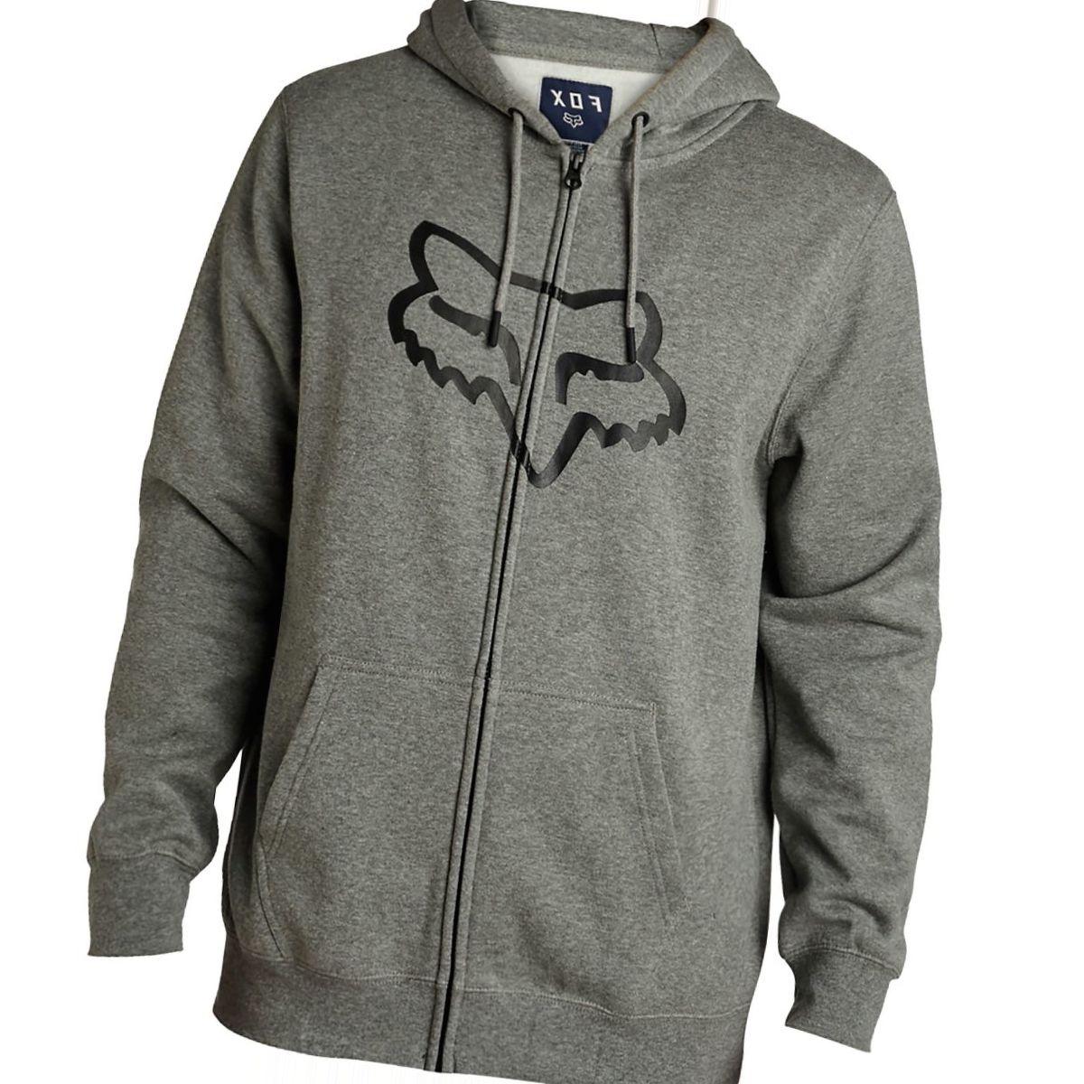 Fox Racing Legacy Foxhead Full-Zip Fleece Jacket - Men's
