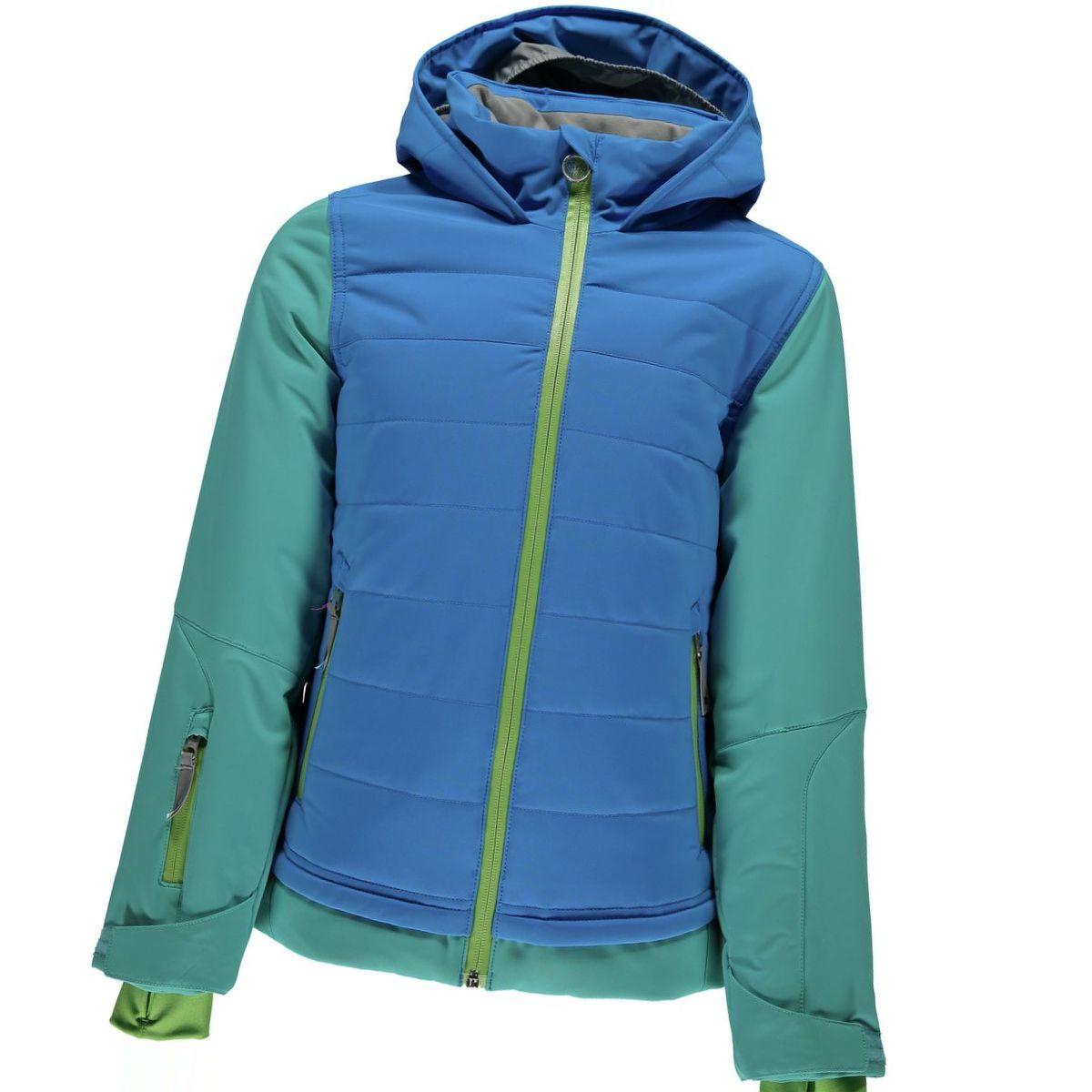 Spyder Moxie Hooded Jacket - Girls'