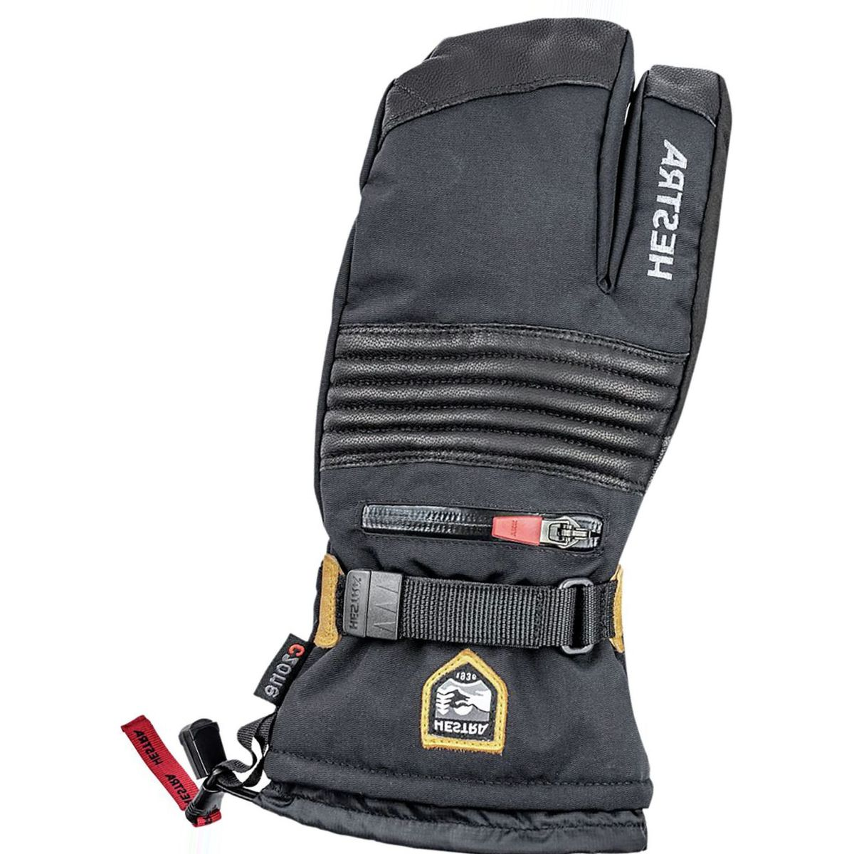 Hestra All Mountain CZone 3-Finger Glove - Men's