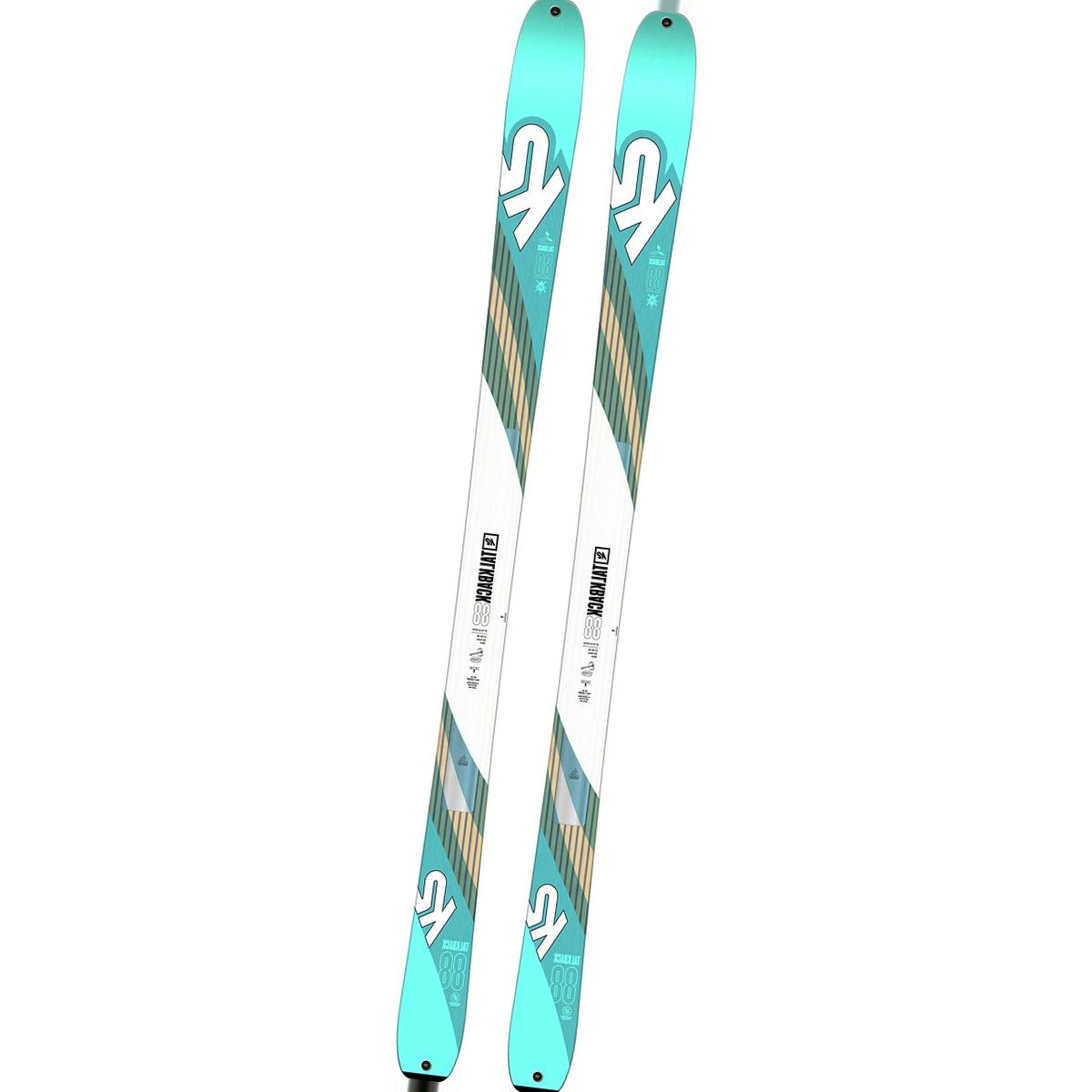 K2 Talkback 88 Ski - Women's