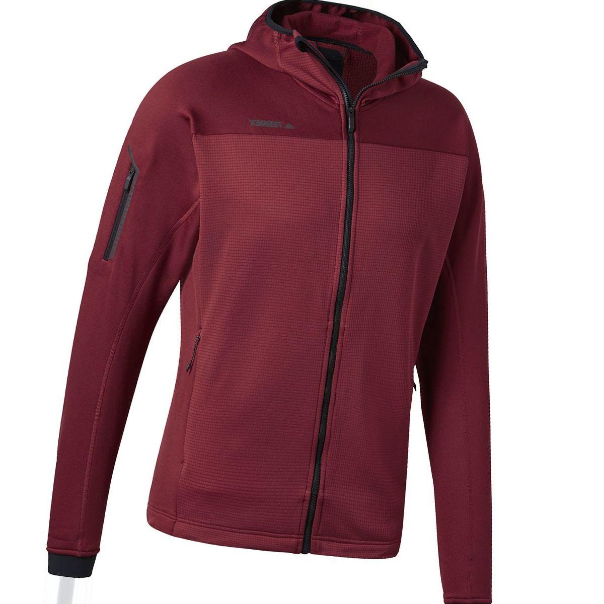 Adidas Outdoor Stockhorn Fleece Hoodie II - Men's
