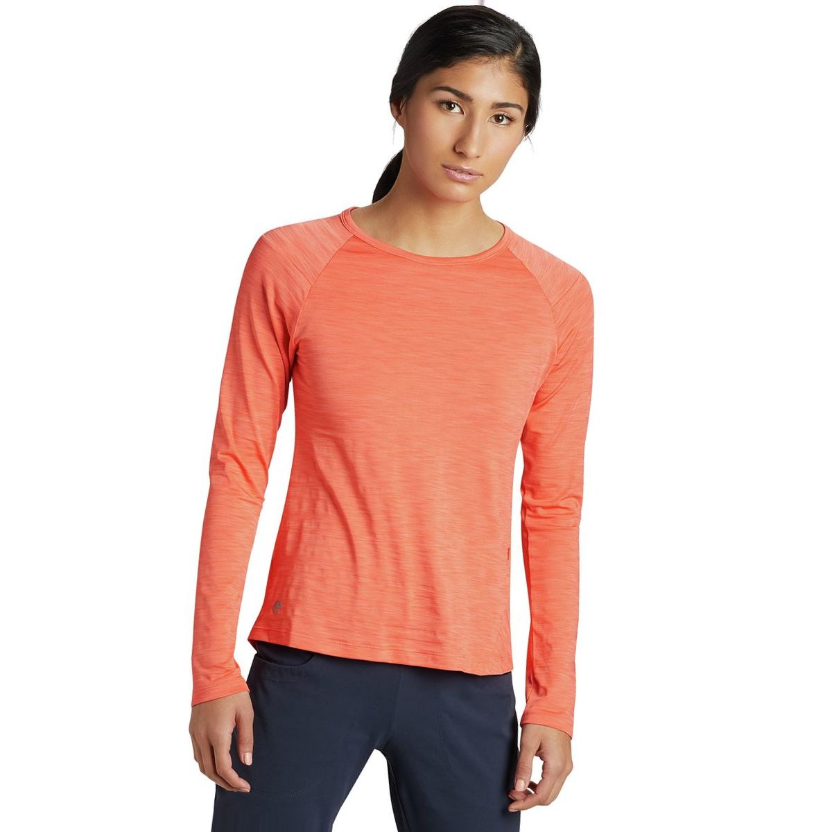 Mountain Hardwear Mighty Stripe Long-Sleeve T-Shirt - Women's