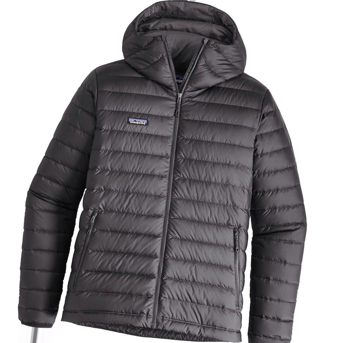Patagonia Down Sweater Hooded Jacket - Men's
